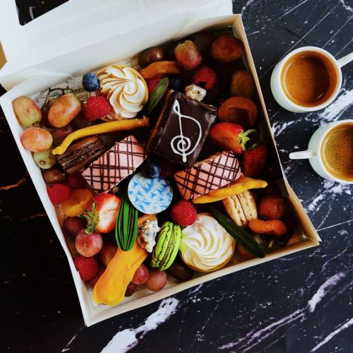 Gourmet Boxes 14