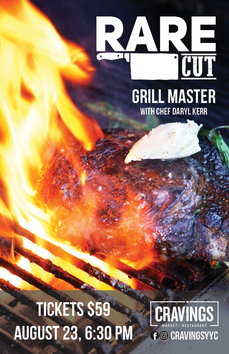 Food Events in Calgary - Grill Master