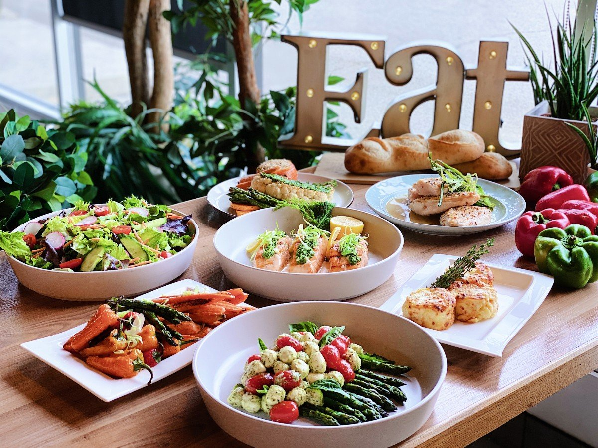 Farm to Table ready to eat Meals