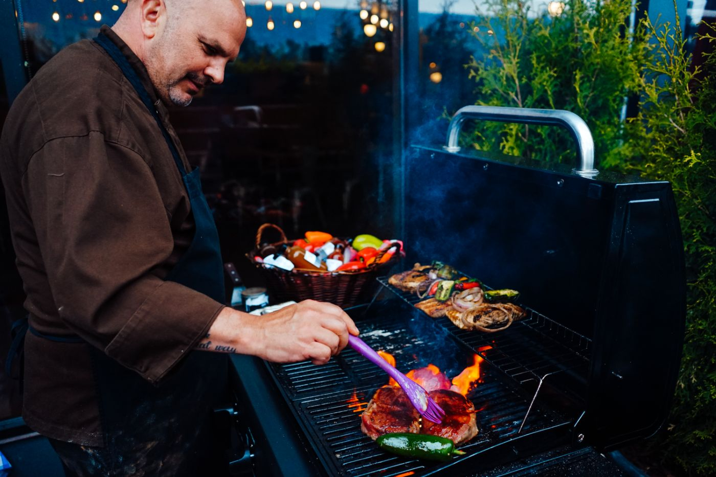 The perfect guide to fun & safe outdoor BBQ events